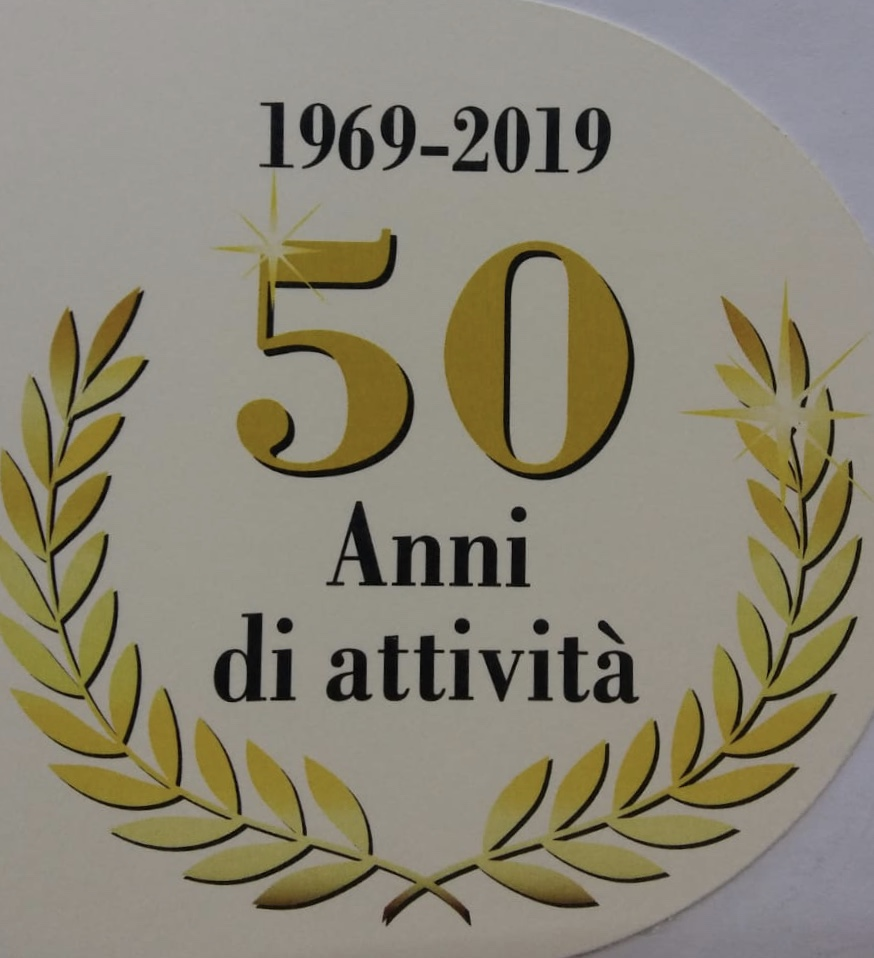 50 anni di attività: un traguardo storico!
